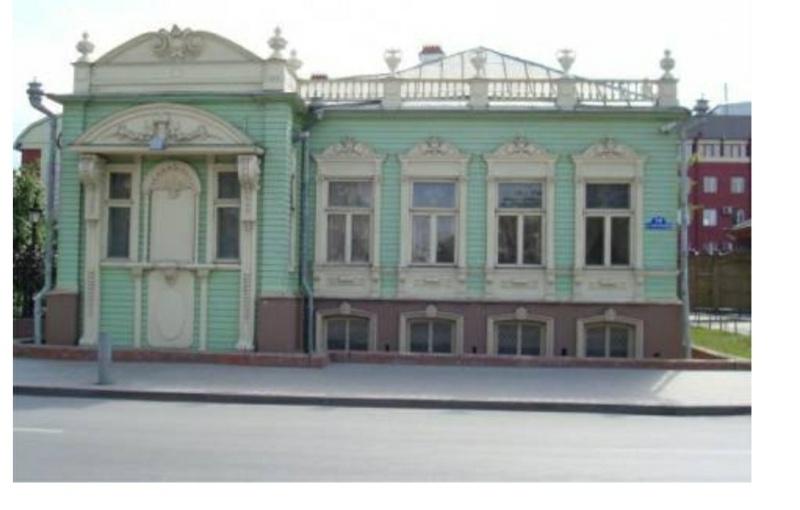 Музей-усадьба Колокольниковых,Музей,Тюмень