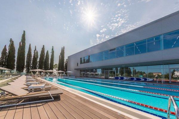 Sport Inn hotel & wellness 4*, Отель  ∙ Спорткомплекс  ∙ Спортивный клуб ∙ Бассейн , Сочи