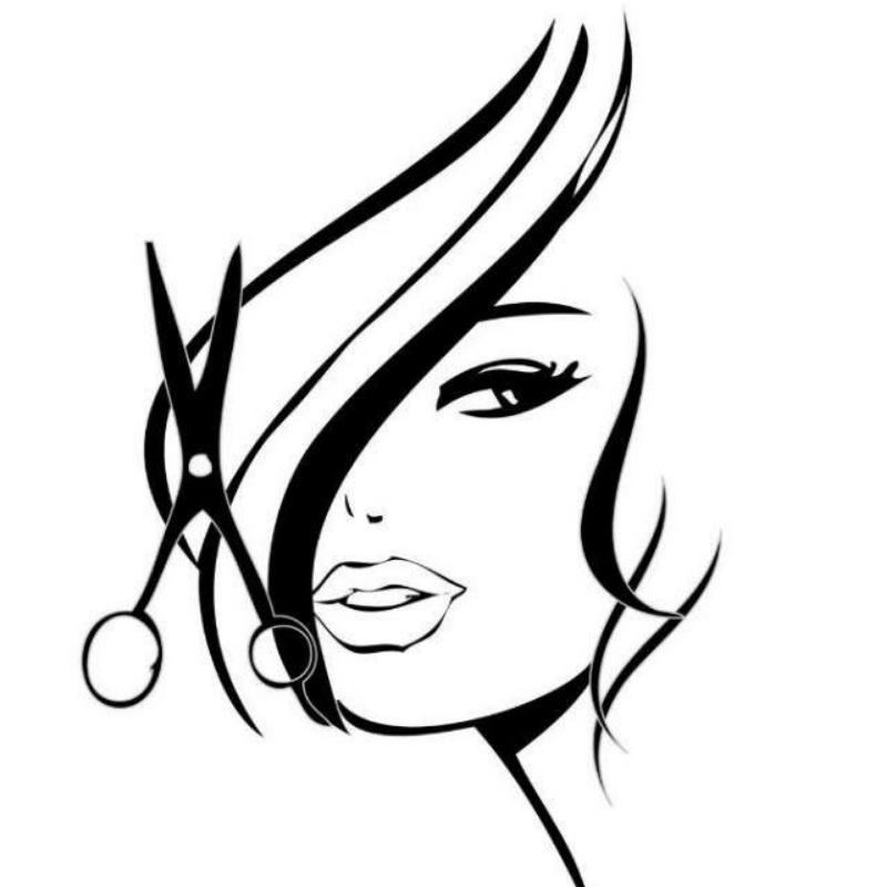 Картинка для визиток парикмахерской