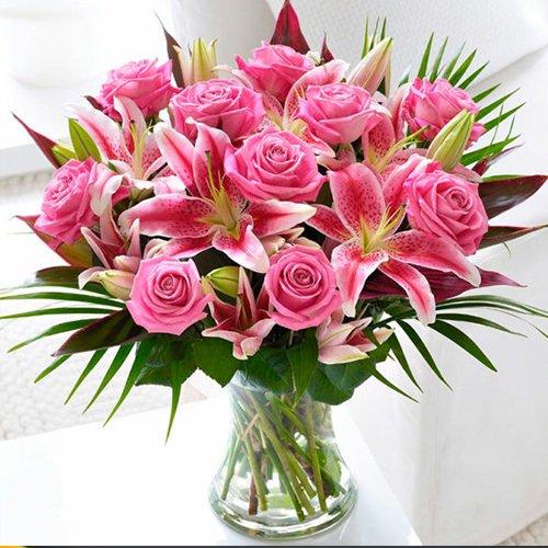 Фрезия, Магазин цветов, Лодейное Поле