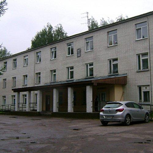 Государственное бюджетное учреждение здравоохранения по Ленинградской области Лодейнопольская межрайонная больница, Больница для взрослых, Поликлиника для взрослых, Детская больница, Лодейное Поле