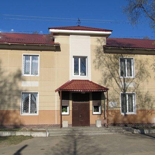 НУЗ Лодейнопольская поликлиника № 3, Поликлиника для взрослых, Лодейное Поле