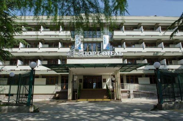 Спорт-отель Юность 3* , Спортивный комплекс ∙ Стадион ∙ Гостиница, Сочи