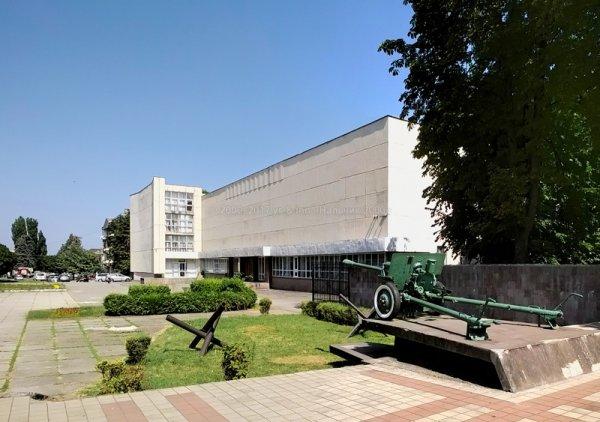 НАЦИОНАЛЬНЫЙ МУЗЕЙ КБР,музей,Нальчик