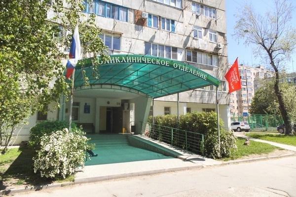 Городская поликлиника, , Анапа
