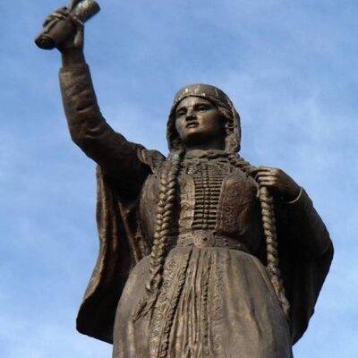 НАВЕКИ С РОССИЕЙ,памятник,Нальчик