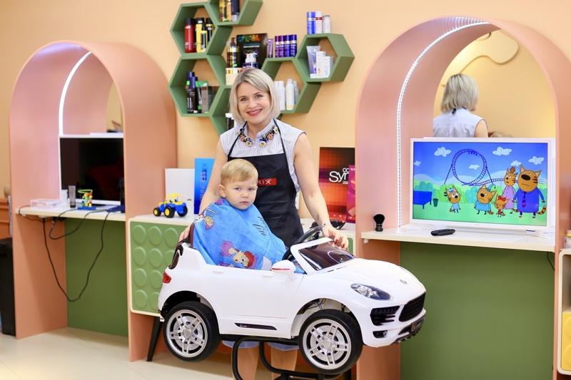 Барвиха КИДС, Детская парикмахерская,  Тобольск