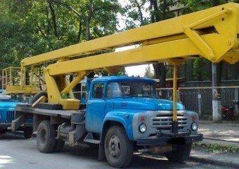 Аренда автовышки АГП 22,Аренда спецтехники,Красноярск