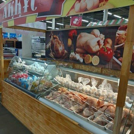 Куры от Гули(Аккус),Магазин куриной продукциих,Актобе
