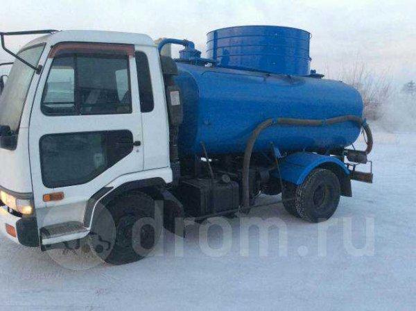 Ассенизатор,Откачка септиков, канализации,туалетов,Красноярск