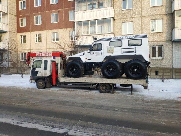 Услугии манипулятора,Спецтехника,Красноярск