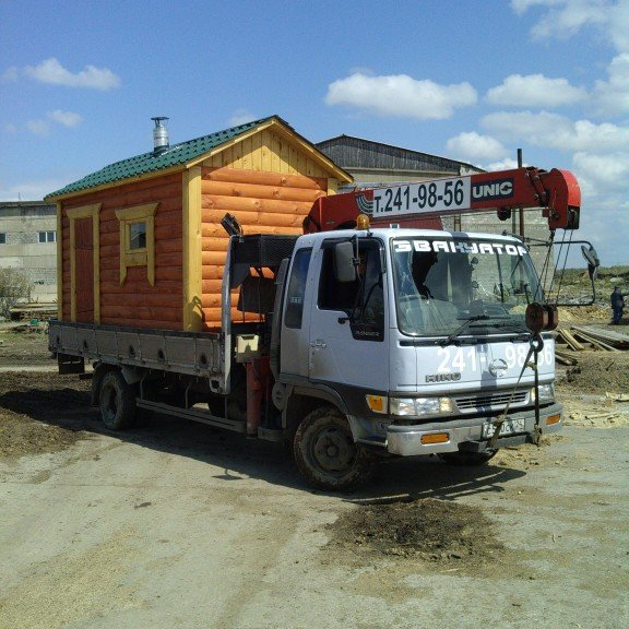 Услуги крана-манипулятора (воровайка), автоэвакуатора ,Услуги манипулятора,Красноярск