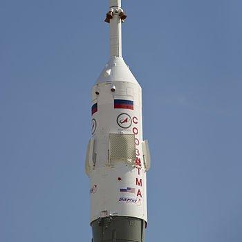 Ракета Союз,Памятник,Байконур