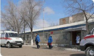 Станция скорой медицинской помощи, , Байконур