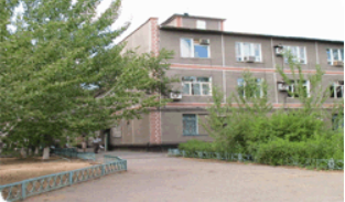 Поликлиника № 2, Поликлиника, Байконур