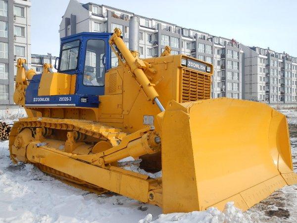 Сдам в аренду бульдозер ZOOMLION ZD320-3,Аренда бульдозера,Красноярск