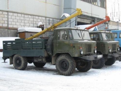 Сдам в аренду ямобур ГАЗ 66,Аренда автобуровой,Красноярск