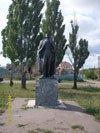 В. И. Чапаев, Памятник, скульптура,  Октябрьский