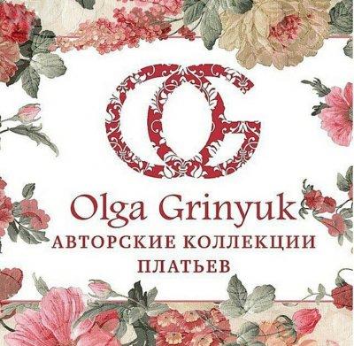 логотип компании Olga Grinyuk