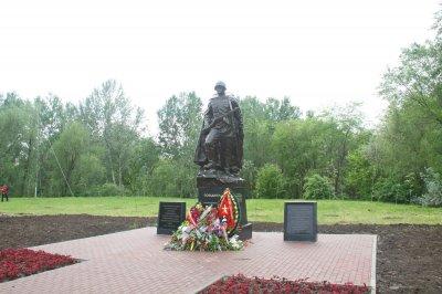 Памятник неизвестному советскому солдату,Памятник, скульптура,Ростов-на-Дону