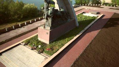 Монумент Штурм,Памятник, скульптура,Ростов-на-Дону