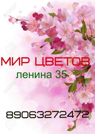 Мир цветов, магазин, Цветы, Доставка цветов,, Зеленодольск