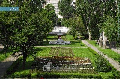 Парк Культуры и отдыха имени Николая Островского,Парк культуры и отдыха, Сквер,Ростов-на-Дону