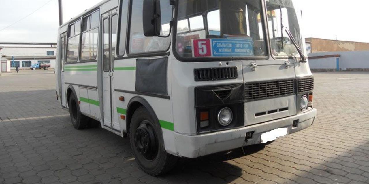 Движение общественного транспорта