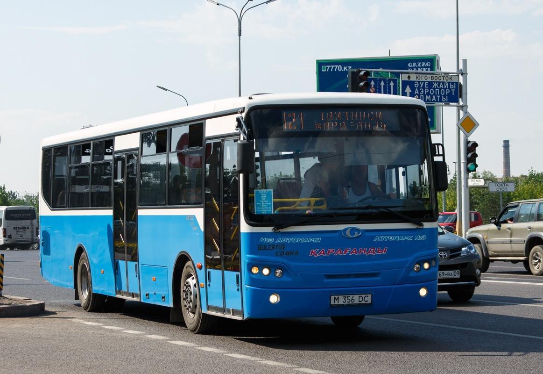 С 18 мая возобновляется движение 121 автобуса