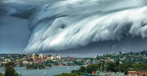 Тайфун, который придёт на Приморье 6 августа