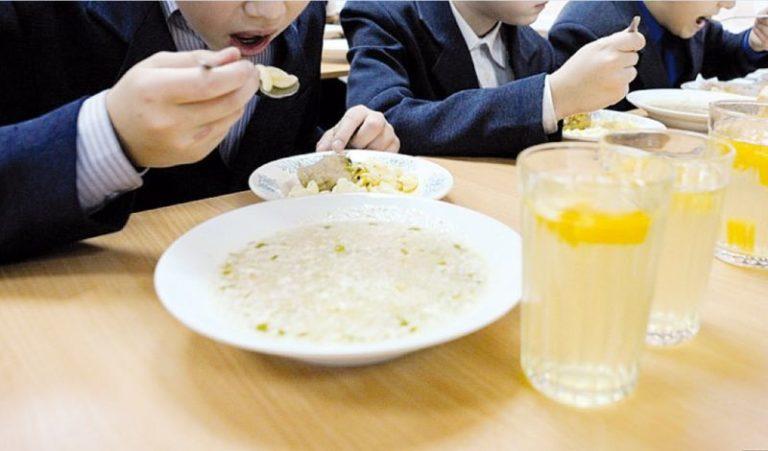 Компенсируют ли семьям школьное питание?