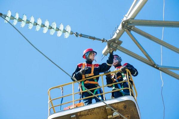 На 8 и 9 сентября в Азове запланированны временные отключение света