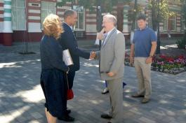 Азов может стать местом проведения Всемирного конгресса соотечественников