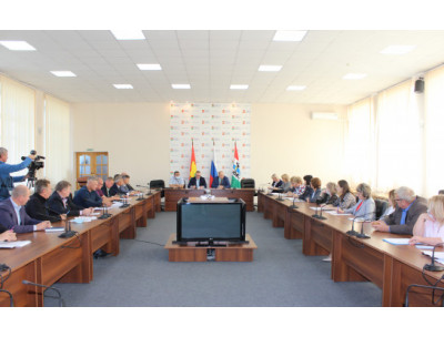 Депутатский корпус Куйбышевского района начал работу в новом составе