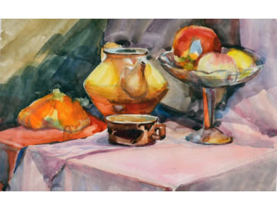 «Грёзы»: выставка картин Натальи Борматенковой