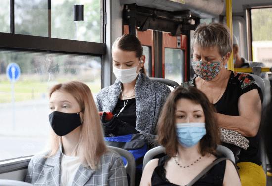 Усиление контроля в Азовском районе на общественном транспорте