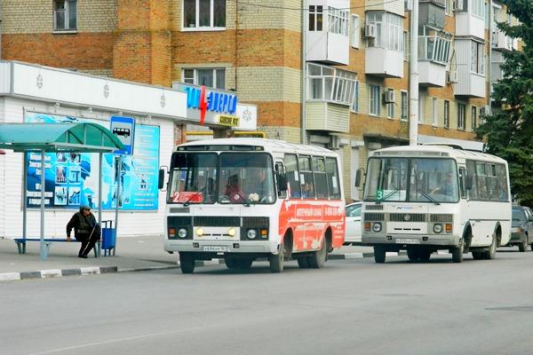 Проезд в общественном транспорте Азова подорожает
