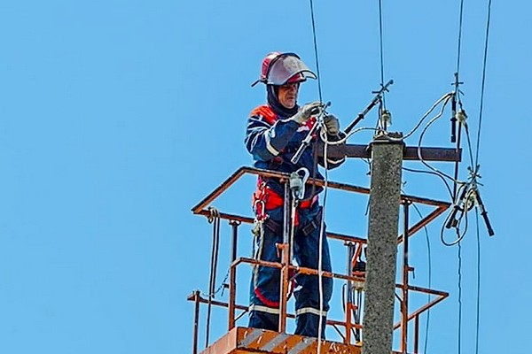 Отключения электричества в Азове произойдёт 14 октября