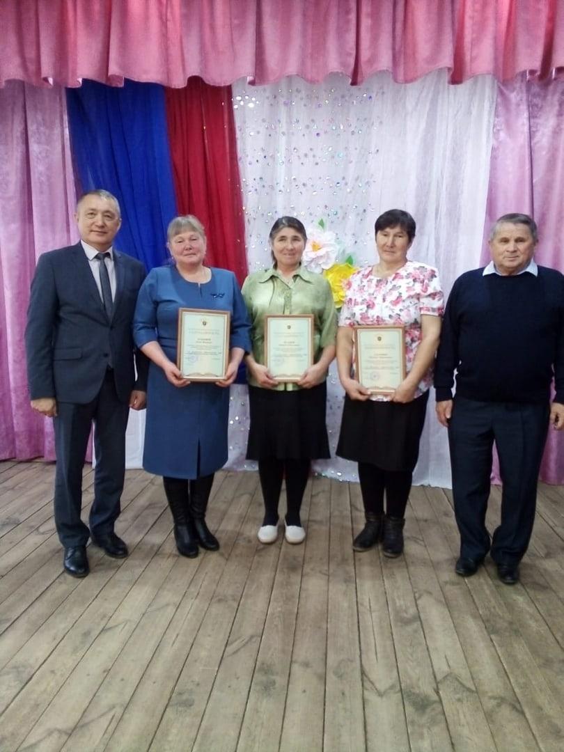 В Можгинском районе чествуют  работников сельского хозяйства и перерабатывающей промышленности