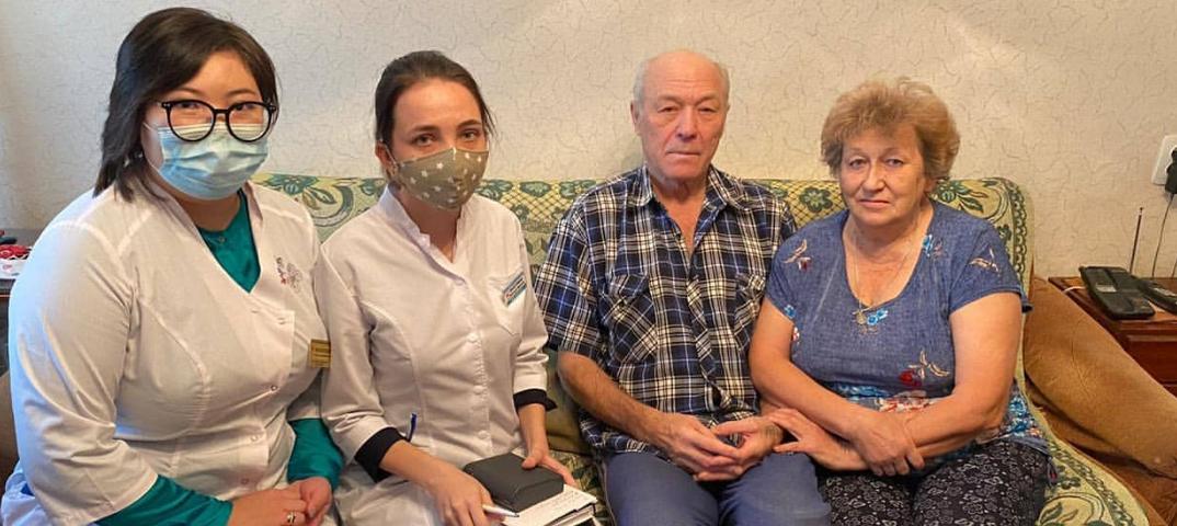 Житель нашего города более 50 лет живет с сахарным диабетом