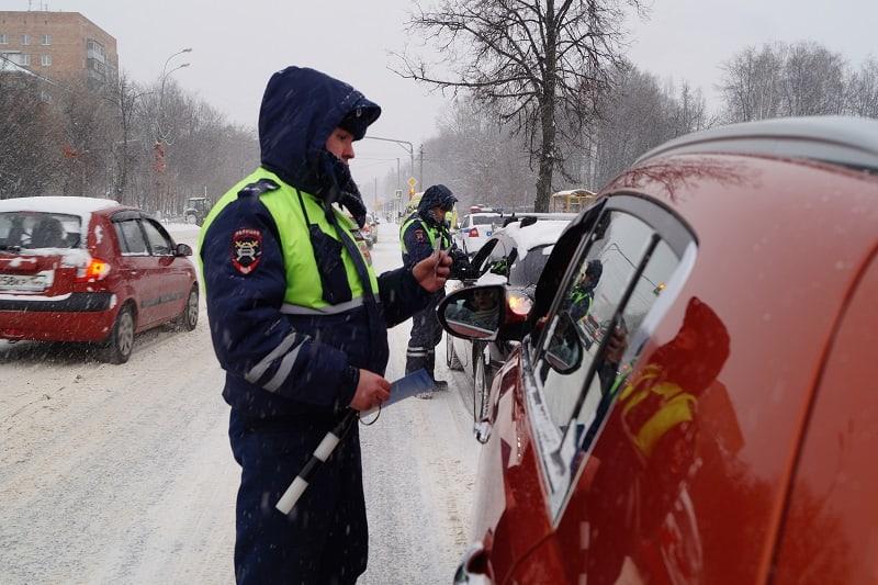Единый день безопасности дорожного движения 16 ноября