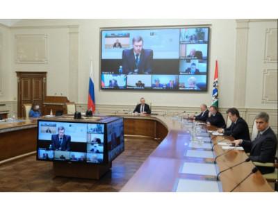 На заседании Правительства утверждены новые ограничительные меры, которые начинают действовать с 16 ноября