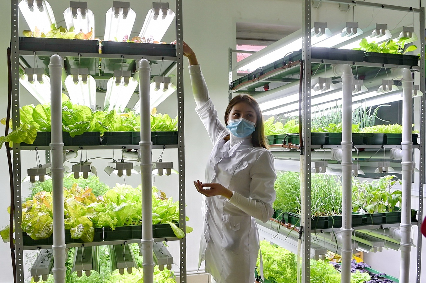 Пять новых мастерских открыли в Можгинском агропромышленном колледже