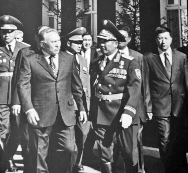 Генерал Болат Джанасаев: «Нет более важной ответственности, чем доверие Елбасы»