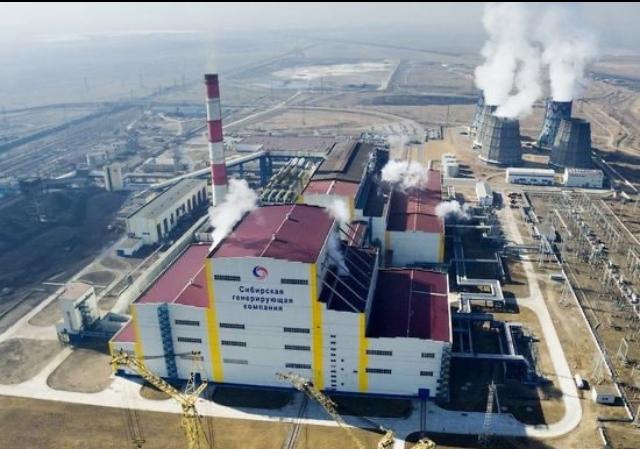 Абаканская ТЭЦ зарегистрировалась в Хакасии