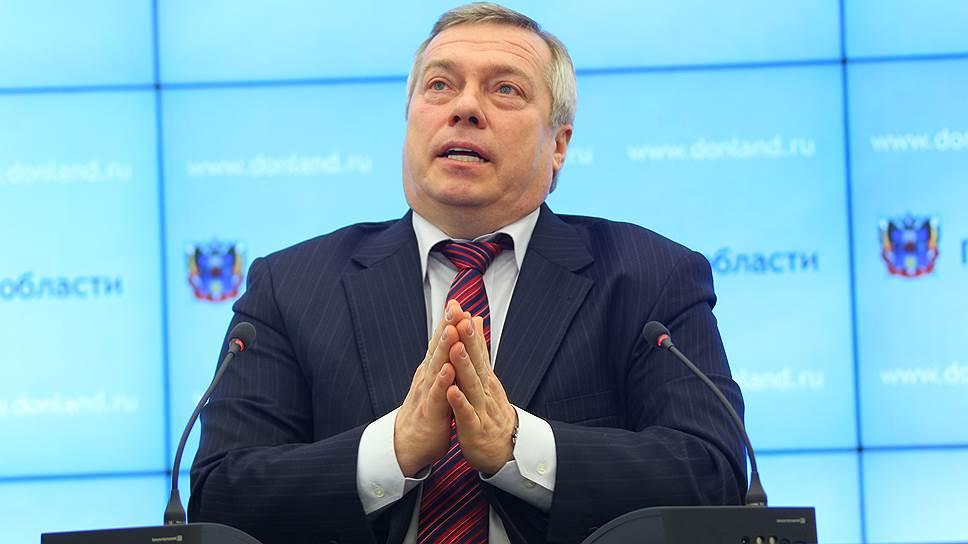Василий Голубев призвал готовиться к тяжёлому 2021 году.