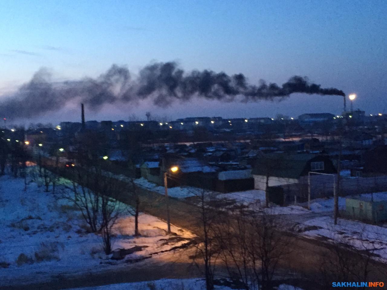 В Красноярске закрывают котельные
