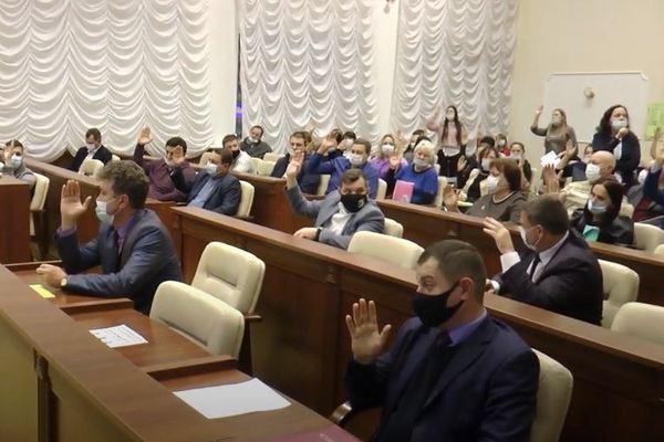 Банкротство города Азов одобрен большинством голосов на публичных слушаниях.