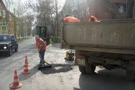 В Азове потратят семь миллионов рублей на содержание дорог