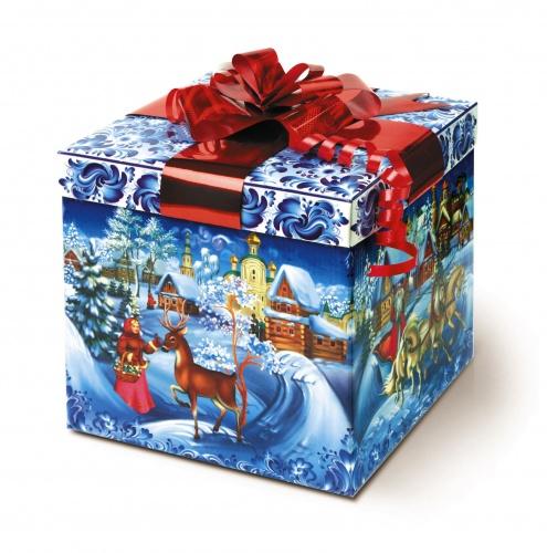 Управление образования г. Можга продолжает выдачу новогодних подарков для детей из многодетных семей